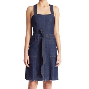 NWT 7 for All Mankind Denim Dress